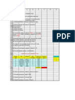 Excel Predavnja