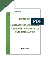 Caso Accomarca - Projusticia