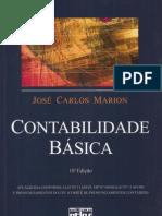 Contabilidade Básica - José Carlos Mation 10ª ed