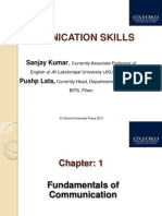 390 33 Powerpoint Slides 1 Fundamentals Communication Chapter 1