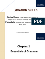 390 33 Powerpoint Slides 2 Essentials Grammar Chapter 2
