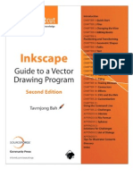 Inkscape Guide to a Vector Drawing Program Preview- By Tavmjong Bah