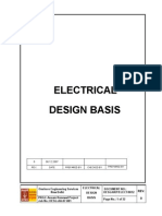 12 Electrical Design Basis.pdf