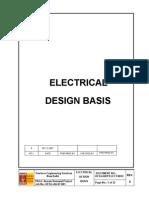 12 Electrical Design Basis.pdf