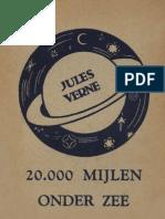20.000 Mijlen Onderzee - Oostelijk Halfrond ( deel 1)