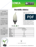 Bombilla Clasica - BOC3EPBOHE