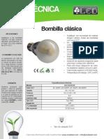 Bombilla Clasica - BOC5STRG05