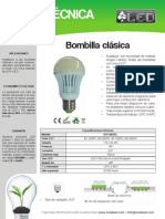 Bombilla Clasica - BOC9BRAL
