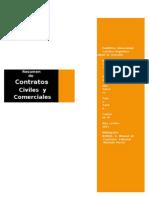Contratos Civiles y Comerciales Parte General