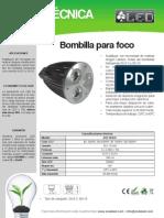 Bombilla Para Foco - BOF3X3ED