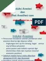 Induksi Anestesi