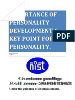 Personality &Personality Development