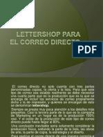 Lettershop Para El Correo Directo