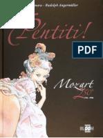 Pentiti! - Manara Disegna Mozart