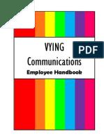doan thao vy - s3259182 - employee handbook