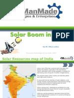 MMTE Solar Energy Proposal