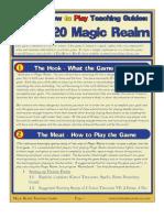 HTP Teaching Guide - Magic Realm