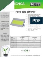 Foco Exterior - Fofe90brae y Fofe120brae