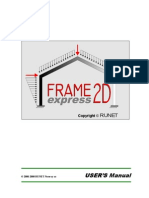 Frame 2 d Express Manual