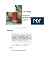 Anti Fuego Insectacide Details