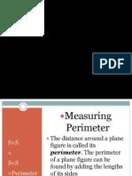 Measuring Perimeter