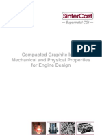 Cgi Mechanical and Physical Properties for Engine Design 2