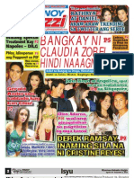 Pinoy Parazzi Vol 6 Issue 109 August 30 - September 1, 2013