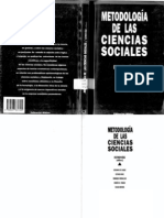 Diaz Esther-Metodologia de Las Ciencias Sociales