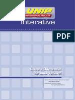 Cálculo Diferencial de uma Variável(60hs)_Unidade I(1)