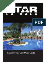 Property for Sale Mijas Costa   Ref.3th0541   Star La Cala