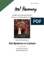Marital Harmony