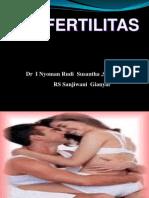 INFERTILITAS (dr rudi spog).ppt