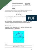 Equacoes e Inequacoes Trigonometricas Aula 06