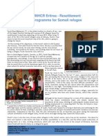 UNHCR Eritrea - Short Story - Farah RESETTLEMENT. PDF