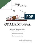 Opal Manual