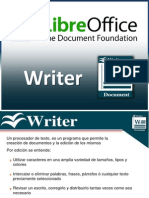 1- LibreOffice WRITER