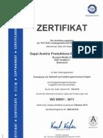 ISO-50001 Gratkorn Mill Valid Until Oct-2015 De