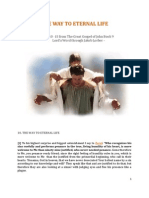 Brochure New Revelation - The Way to Eternal Life