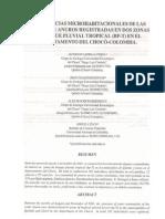 Preferencias Microhabitacionales de Las Especies de Anuros Regi