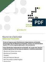Plan Marketing 1 General