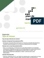 Plan Marketing 5 Supervisor Calificado