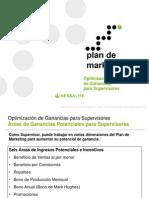 Plan Marketing 6 Ganancias Supervisor