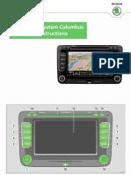 A5 Octavia Columbus NavigationSystem