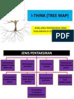 I-think (Tree Map) jenis pentaksiran