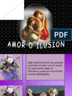 Amor o Ilusion