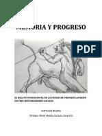 Ibarra, Santiago Nahuel- Imaginario de Progreso en Una Ciudad Rural
