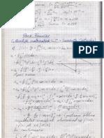 Mate1 Exercitii Serii Fourier