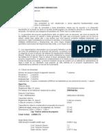 Ejemplo Memoria de Calculo Instalaciones Hidraulicas