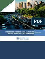 Instrumentos de Desestimulo Ao Uso Do Transporte Individual Motorizado