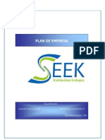 Plan de Empresas - Distribuidora Ecologica SEEK, S.R.L.